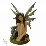 Nemesis Now Evergreen Fairy Figurine Statue Ornament Fairy Gift